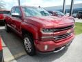 Chevrolet Silverado 1500 LTZ Double Cab 4x4 Cajun Red Tintcoat photo #3