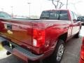 Chevrolet Silverado 1500 LTZ Double Cab 4x4 Cajun Red Tintcoat photo #4