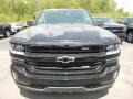 Chevrolet Silverado 1500 LTZ Crew Cab 4x4 Black photo #8