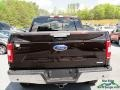Ford F150 XLT SuperCrew 4x4 Magma Red photo #4