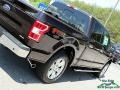 Ford F150 XLT SuperCrew 4x4 Magma Red photo #33