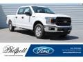 Ford F150 XL SuperCrew Oxford White photo #1
