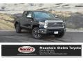 Toyota Tundra Limited CrewMax 4x4 Midnight Black Metallic photo #1