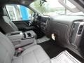 Chevrolet Silverado 1500 LTZ Crew Cab 4x4 Centennial Blue Metallic photo #17