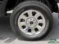 Ford F350 Super Duty Lariat Crew Cab 4x4 Shadow Black photo #8