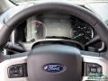 Ford F350 Super Duty Lariat Crew Cab 4x4 Shadow Black photo #14