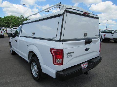 Oxford White 2016 Ford F150 XL Regular Cab