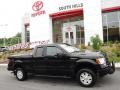 Ford F150 STX SuperCab 4x4 Tuxedo Black Metallic photo #2