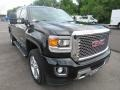 GMC Sierra 2500HD Denali Crew Cab 4x4 Onyx Black photo #58