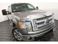 Ford F150 XLT SuperCrew 4x4 Sterling Gray Metallic photo #5