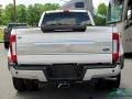 Ford F450 Super Duty King Ranch Crew Cab 4x4 White Platinum photo #4