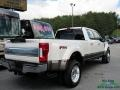Ford F450 Super Duty King Ranch Crew Cab 4x4 White Platinum photo #6