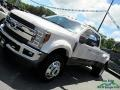 Ford F450 Super Duty King Ranch Crew Cab 4x4 White Platinum photo #36