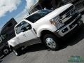 Ford F450 Super Duty King Ranch Crew Cab 4x4 White Platinum photo #37