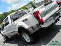 Ford F450 Super Duty King Ranch Crew Cab 4x4 White Platinum photo #39