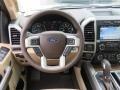Ford F150 Lariat SuperCrew 4x4 White Platinum photo #4