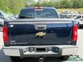 Chevrolet Silverado 1500 LTZ Crew Cab 4x4 Blue Granite Metallic photo #4