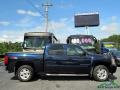 Chevrolet Silverado 1500 LTZ Crew Cab 4x4 Blue Granite Metallic photo #6