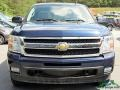 Chevrolet Silverado 1500 LTZ Crew Cab 4x4 Blue Granite Metallic photo #8
