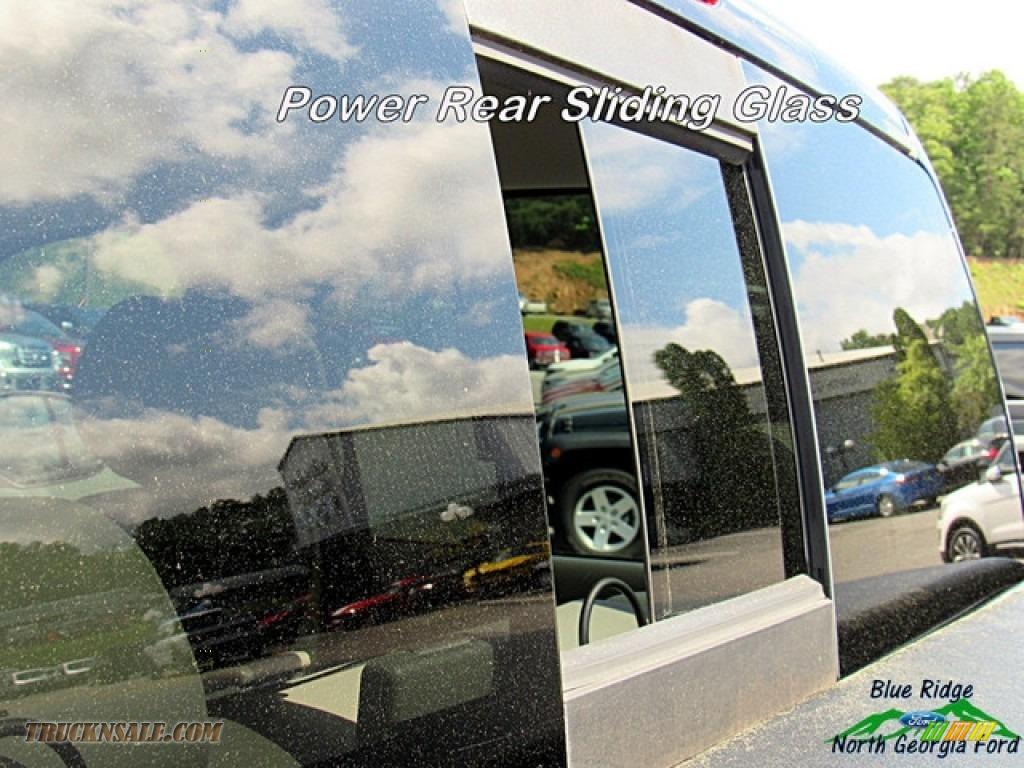 2009 Silverado 1500 LTZ Crew Cab 4x4 - Blue Granite Metallic / Light Titanium photo #22