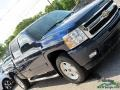 Chevrolet Silverado 1500 LTZ Crew Cab 4x4 Blue Granite Metallic photo #33