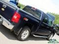 Chevrolet Silverado 1500 LTZ Crew Cab 4x4 Blue Granite Metallic photo #34