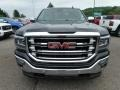 GMC Sierra 1500 SLT Crew Cab 4WD Onyx Black photo #2