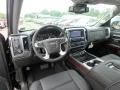 GMC Sierra 1500 SLT Crew Cab 4WD Onyx Black photo #12