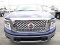 Nissan Titan Platinum Reserve Crew Cab 4x4 Deep Blue Pearl photo #9