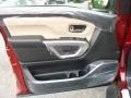 Nissan Titan SV King Cab 4x4 Cayenne Red photo #15