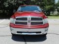 Dodge Ram 1500 Big Horn Crew Cab 4x4 Deep Cherry Red Crystal Pearl photo #3
