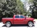 Dodge Ram 1500 Big Horn Crew Cab 4x4 Deep Cherry Red Crystal Pearl photo #5
