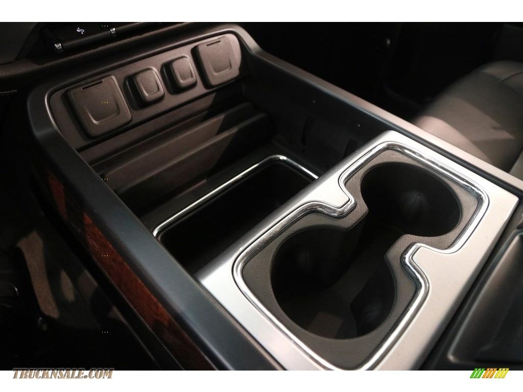 2015 Sierra 1500 SLT Double Cab 4x4 - Onyx Black / Jet Black photo #17
