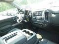 Chevrolet Silverado 1500 LTZ Crew Cab 4x4 Black photo #10