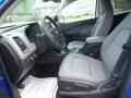 Chevrolet Colorado WT Crew Cab 4x4 Kinetic Blue Metallic photo #15