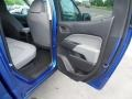 Chevrolet Colorado WT Crew Cab 4x4 Kinetic Blue Metallic photo #35