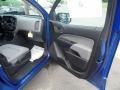 Chevrolet Colorado WT Crew Cab 4x4 Kinetic Blue Metallic photo #38