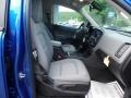 Chevrolet Colorado WT Crew Cab 4x4 Kinetic Blue Metallic photo #39