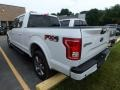 Ford F150 XLT SuperCrew 4x4 Oxford White photo #2
