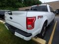 Ford F150 XLT SuperCrew 4x4 Oxford White photo #4