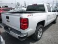 Chevrolet Silverado 1500 LT Crew Cab 4x4 Summit White photo #3