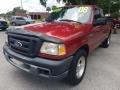 Ford Ranger XLT SuperCab Redfire Metallic photo #7