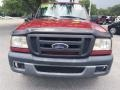 Ford Ranger XLT SuperCab Redfire Metallic photo #8