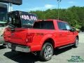 Ford F150 XLT SuperCrew 4x4 Race Red photo #5