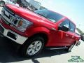 Ford F150 XLT SuperCrew 4x4 Race Red photo #32