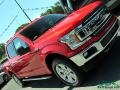 Ford F150 XLT SuperCrew 4x4 Race Red photo #33