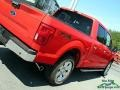 Ford F150 XLT SuperCrew 4x4 Race Red photo #35