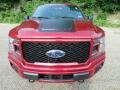 Ford F150 XLT SuperCrew 4x4 Ruby Red photo #8