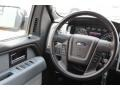 Ford F150 XLT SuperCrew Sterling Gray Metallic photo #25