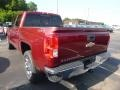 Chevrolet Silverado 1500 LTZ Crew Cab 4x4 Cajun Red Tintcoat photo #2